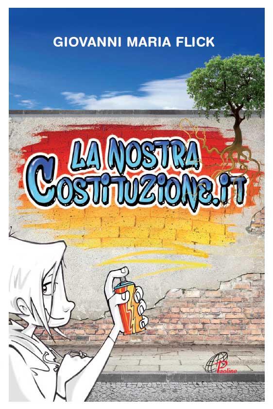 Copertina del libro Lanostracostituzione.it