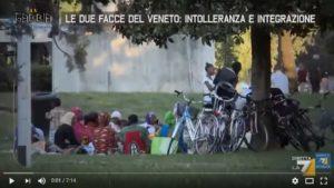 Link al video Le due facce del Veneto: intolleranza e integrazione